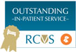 RCVS Outstanding In Patient Service Award