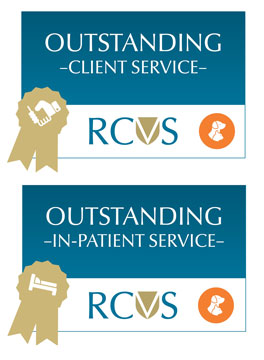 Client Service and In-Patient Service PSS awards